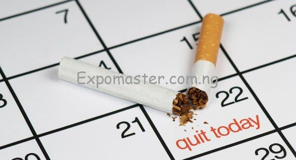 quitting smoking