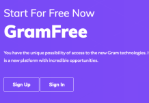 gram free website login