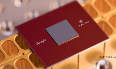 Three Things You Need to Know About Google's New Quantum Processor