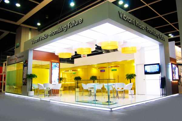 Trade Show Booth Rental And Exhibition Stands Cvc West