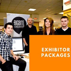Discover what Exhibitor Packages are available at the Warrington Business Show