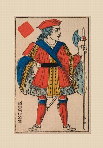 Le Muse de la carte  jouer de la ville dIssylesMoulineaux un entretien avec Agns Barbier