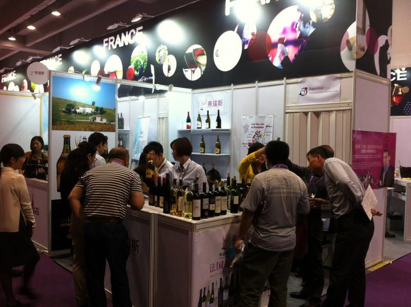 ExportAsie  Votre partenaire export Vins et Spiritueux en ChineInterwine Guangzhou 2015