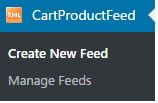 select cartproductfeed for woocommerce to avantlink product feed