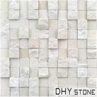 Rough Marble Tile | Tile Design Ideas