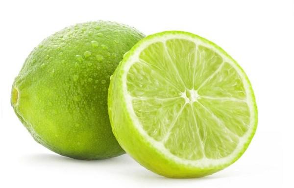 Muestra de limón tahití