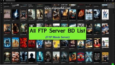 All FTP Server BD List