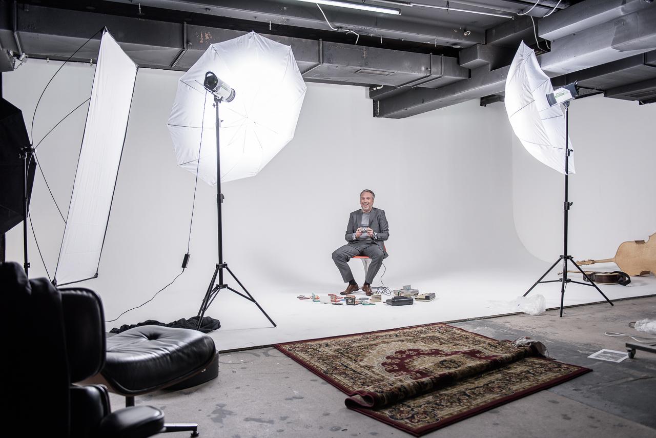 Daniel Schellenberg/ CEO Oktonet GmbH