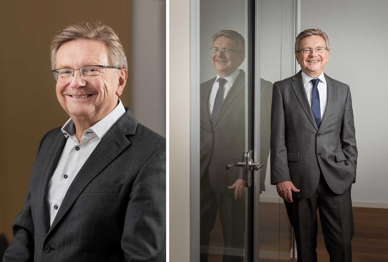 Businessportraits Coutandin, Rauch & Partner