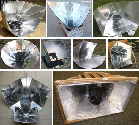 Solar Cooking Food Preparation With The Sun