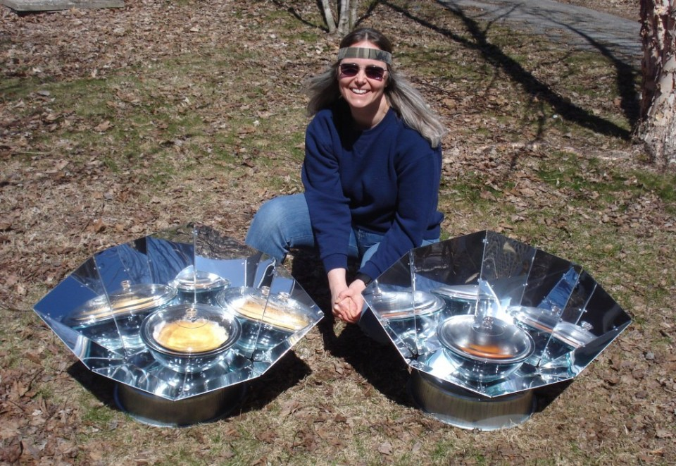 Denise-with-two-solar-cookers1