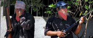 Mexico Armed Civilians