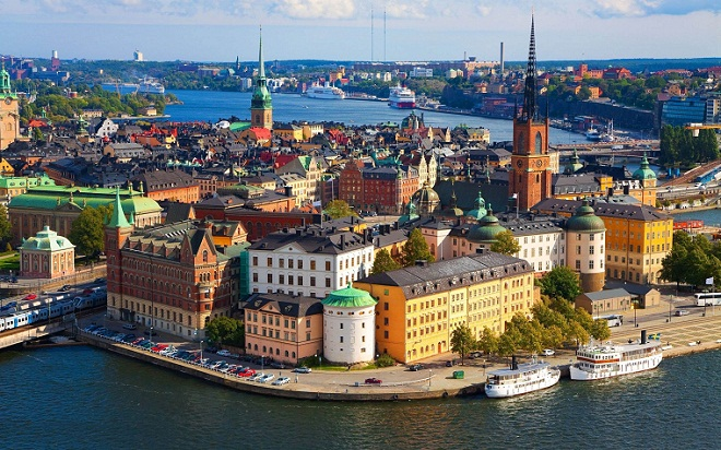 5.Sweden