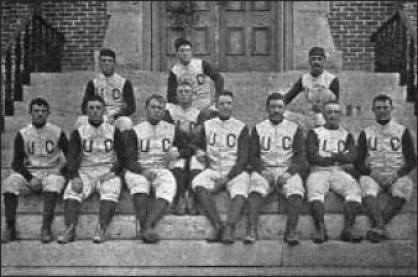 First Colorado Football Team of 1890