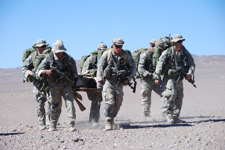 US Army.