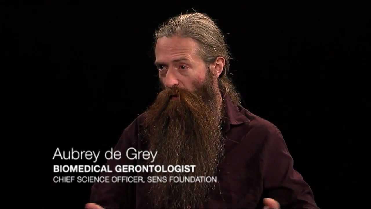 Ted aubrey de grey