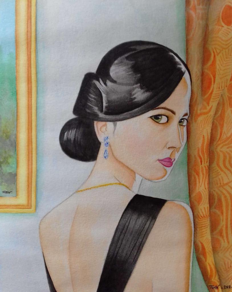 peinture arts deco exposition peinture