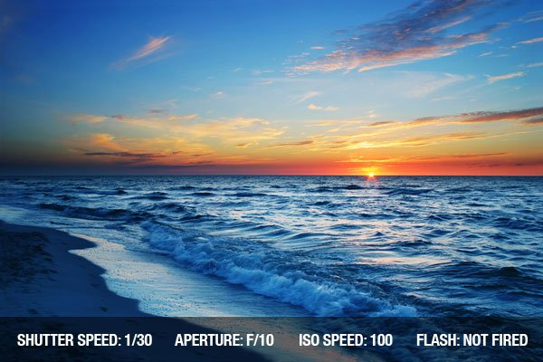 photographing seascapes nature photography