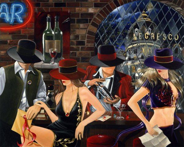 """encounters"" - Exposures International Of Fine Art"