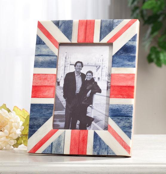 Union Jack Frame Photo Frame Picture Frame Exposures