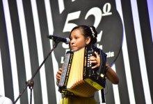 Alexandra Maciel Gómez De la Ossa tiene 14 años, nacida en La Loma (El Paso), Cesar.