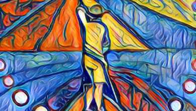 """Obra: """"La Piragua que lleva a las Playas de Amor de Chimichagua"""" Autora: Yarime Lobo"""
