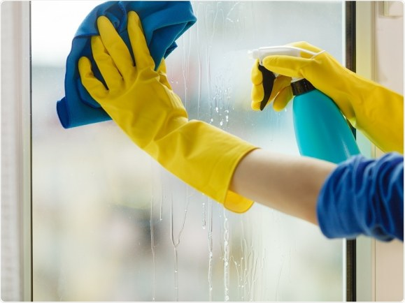 Cleaning Notting Hill