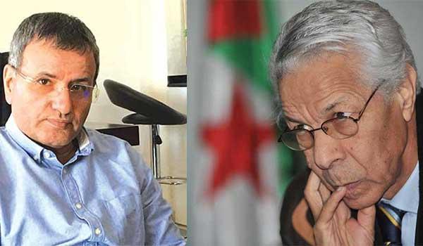 Hamrouche et Ali Ghediri