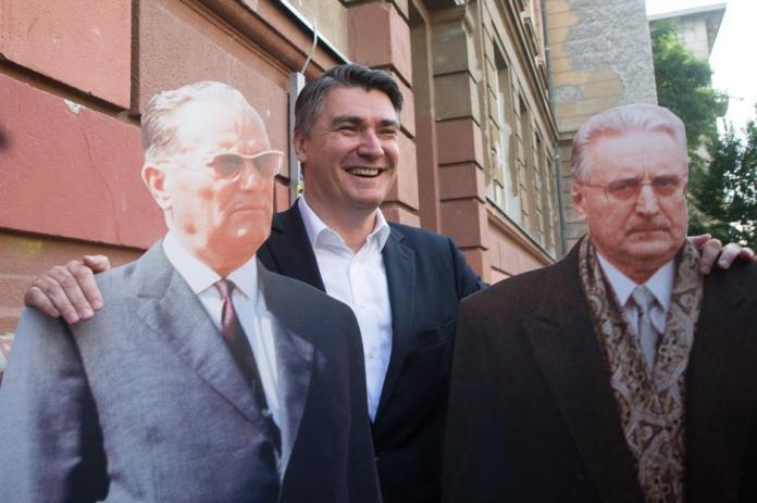 Zoran Milanović | Author: Davor Puklavec (PIXSELL)