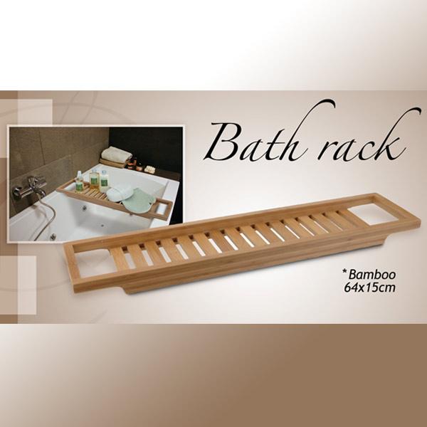 Bambus Badewannenablage Badewannenaufsatz Badablage