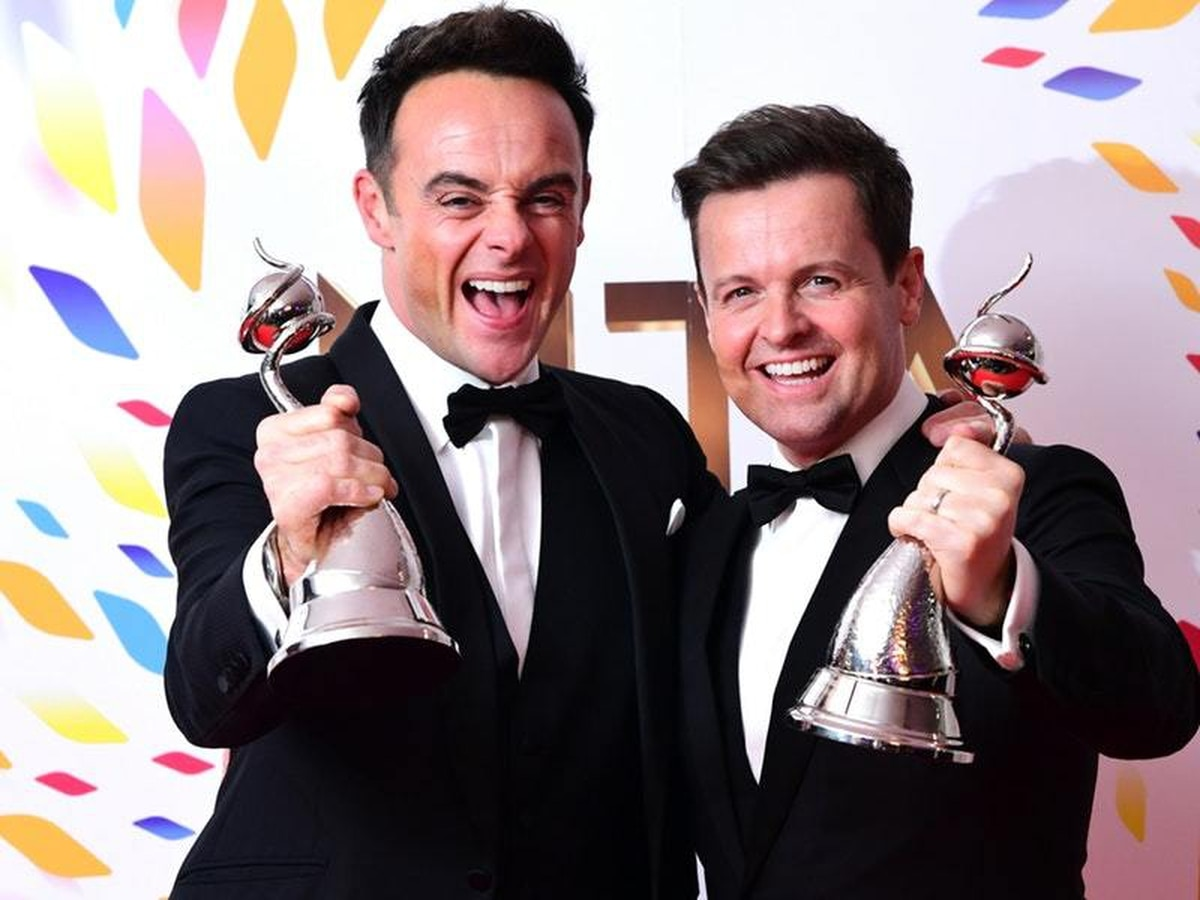 Ant and Dec deliver Saturday Night Takeaway series finale from their sofas | Express & Star