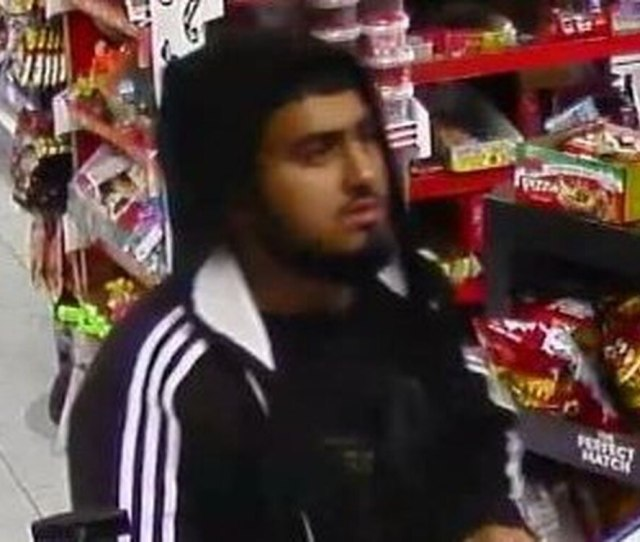 Officers Want To Speak To This Man About The Incident