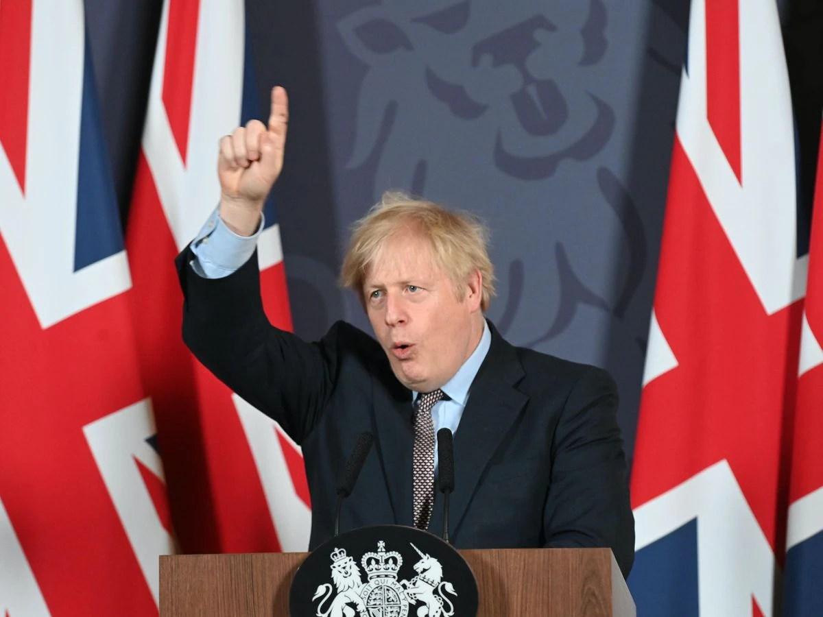 UK and European Union reach historic ...