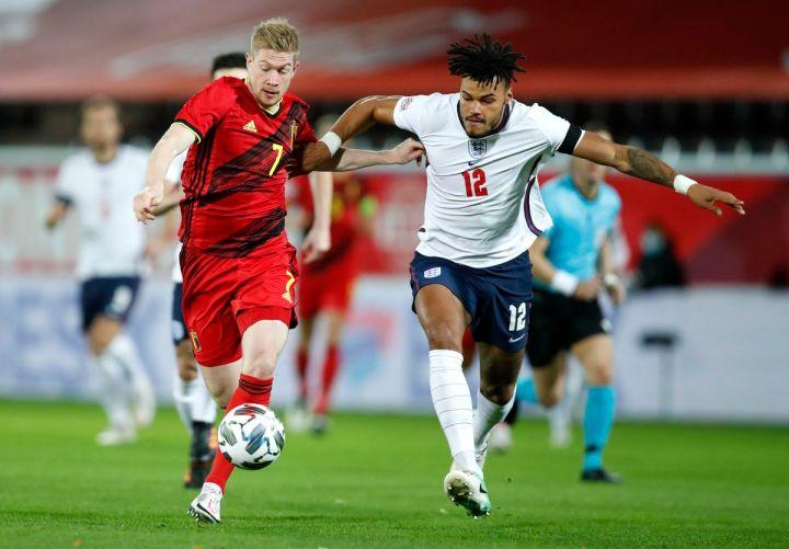 Aston Villa defender Tyrone Mings' focus on England progress | Express &  Star