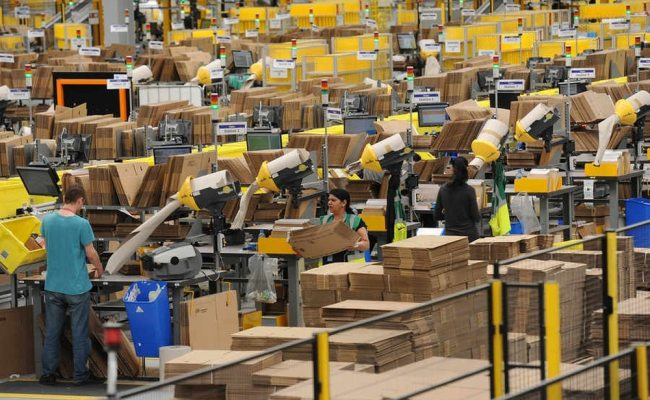 Amazon Jobs 200 More Permanent Positions Created At