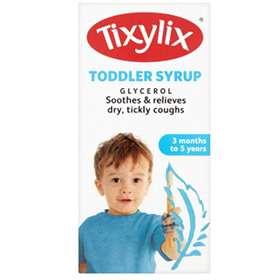Tixylix Blackcurrant 100ml - ExpressChemist.co.uk - Buy Online