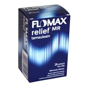 Flomax Relief MR 28 capsules - ExpressChemist.co.uk - Buy ...