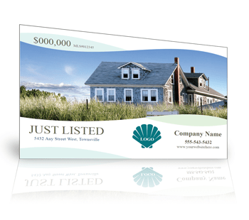 Real Estate Postcards; Quick Affordable And Effective