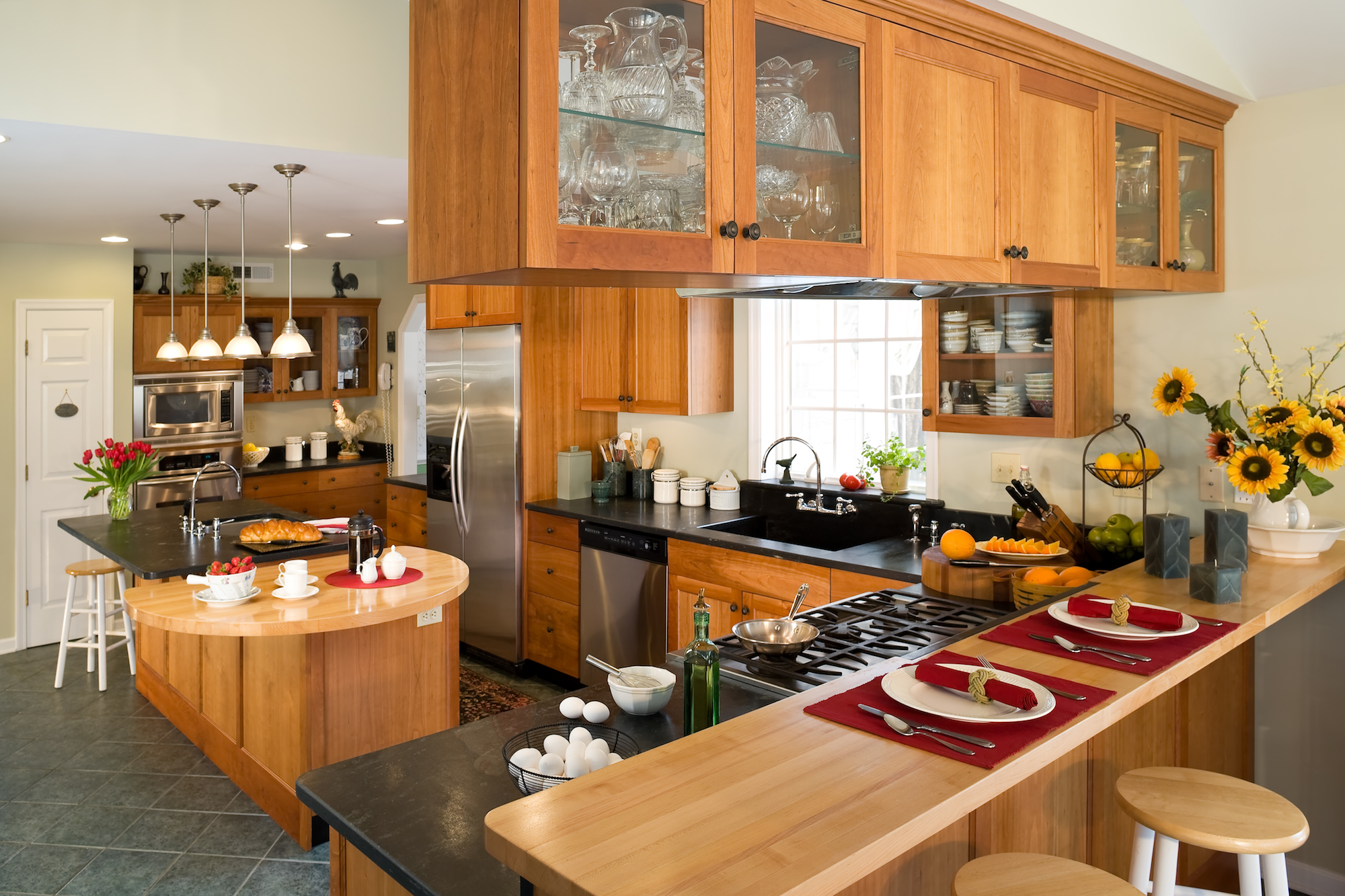 Get the Freshest Kitchen Countertop Trends  Maryland