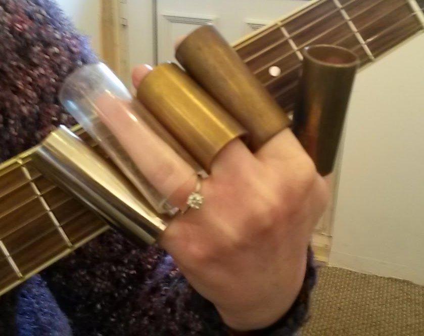 Slide guitar workshop