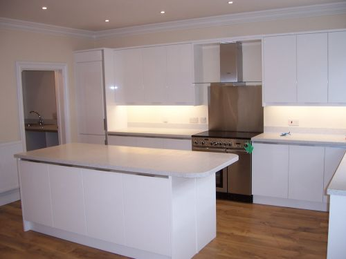 kitchen island with sink drawer replacement our work - expression kitchens and bedrooms