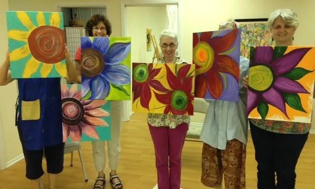 Paint It Your Way Workshop