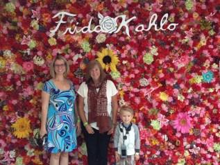 Frida kahlo exhibit