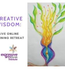 creative wisdom live online training retreat