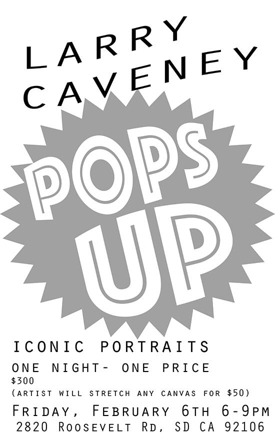Larry Caveney Pops Up!Expressive Arts Institute