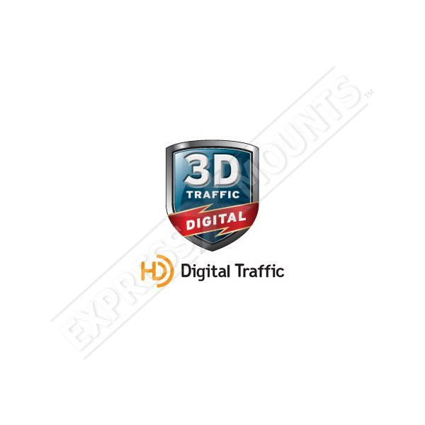Garmin GTM 60 Digital 3D Portable Lifetime Traffic Receiver
