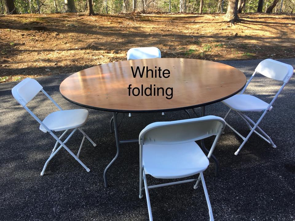 chair rentals in md stainless steel chairs white folding party event annapolis
