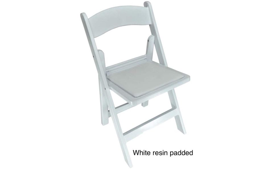 chair rentals in md adams stackable plastic adirondack chairs white resin padded party event annapolis