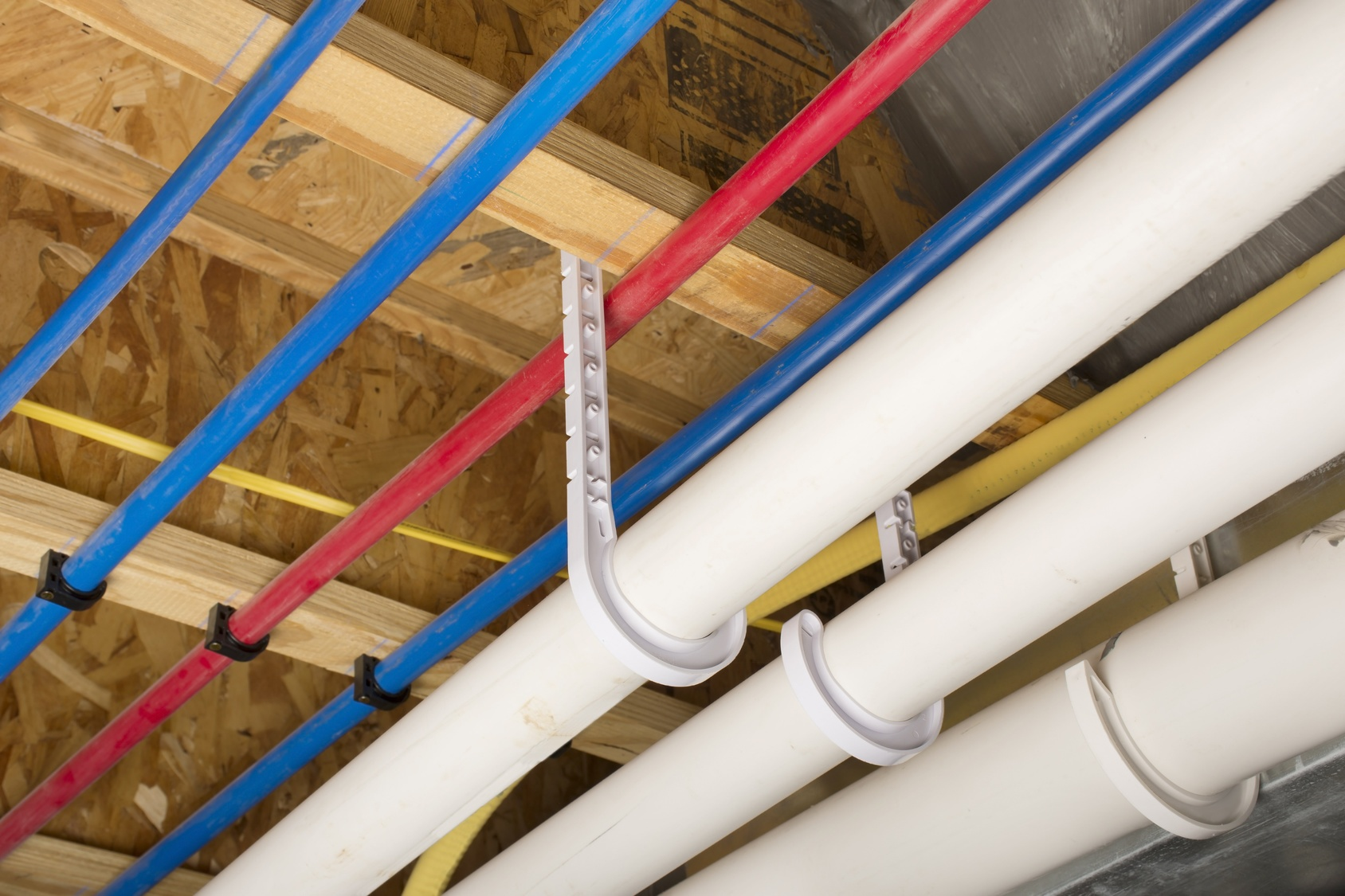 kitchen drain pipe repair redoing a plumbing tips: installing pex pipes