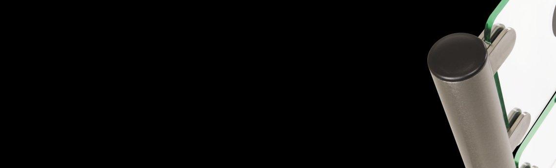 Glass Effect (Acyrlic) - Post Mounted